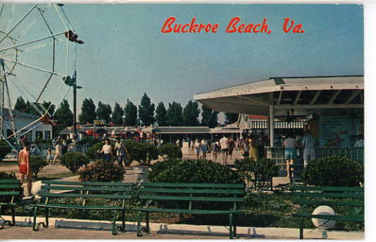 Buckroe Beach Motel Hampton Va